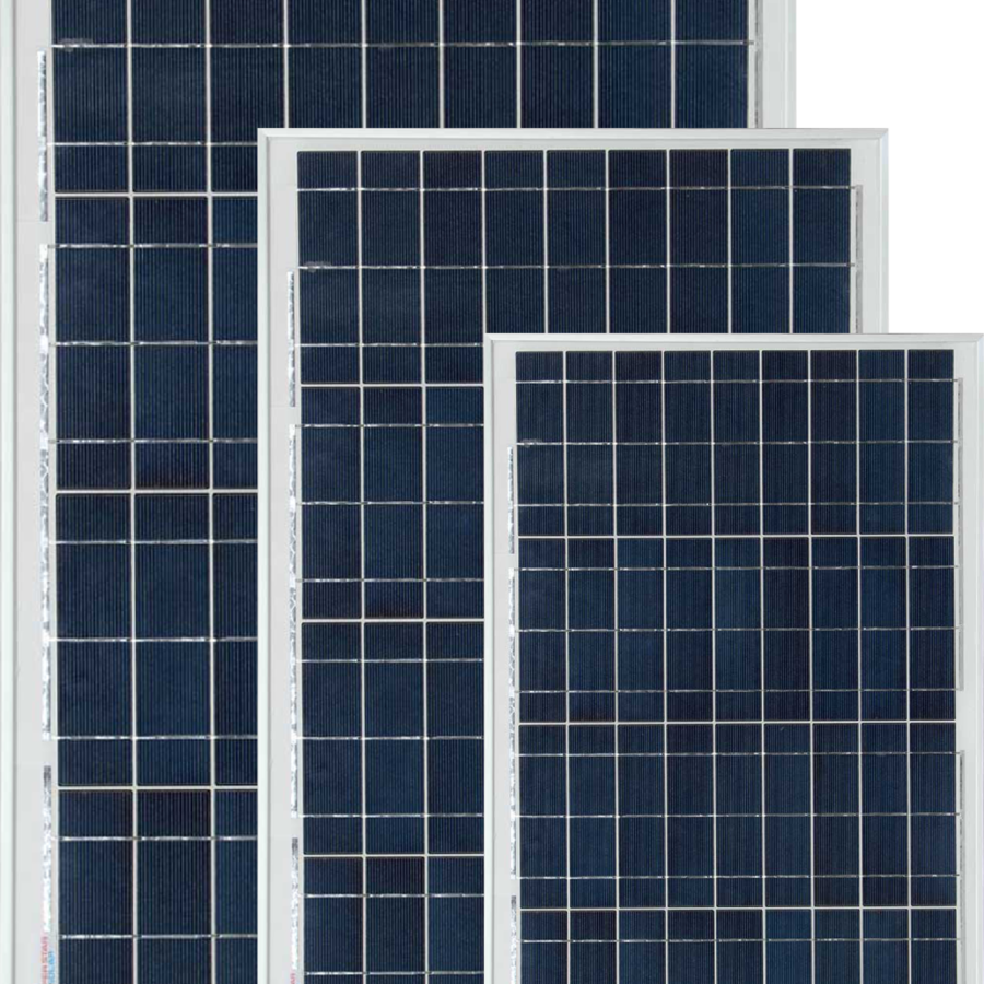 Solar Panel Poly 100wp Ssg Eshop